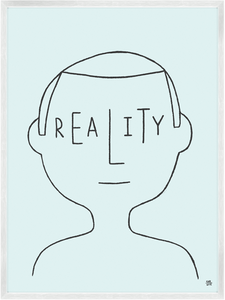 Image of Reality Print