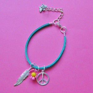 Image of Boho Peace Friendship Bracelet (Various Designs)