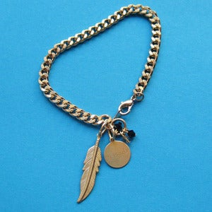 Image of Forever Friends Charm Bracelet