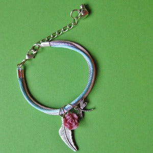 Image of Pretty Pastel Friendship Bracelet (Various Colours)