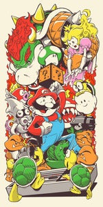 Image of Super Mario Brothers (Variant)