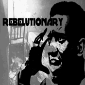 "Image of REKS ""REBELutionary"" CD"