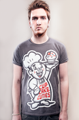 Image of Cupcake Chef Guys Grey