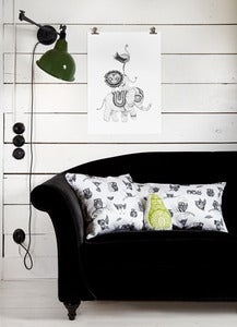 Image of Cushion Owls