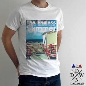 Image of The endless summer - T-shirt Made in France