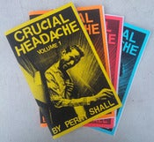 Image of CRUCIAL HEADACHE ZINE VOLUME ONE