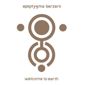 Image of Apoptygma Berzerk - Welcome To Earth 2LP