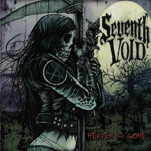 Image of Seventh Void - Heaven Is Gone LP