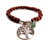 "Image of ""Tree of Life Bracelet "" inspired by ""The Hunger Games"