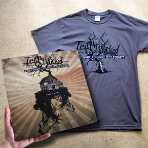 Image of Trippy Wicked - Going Home LP + 'Tree' T-Shirt Bundle