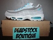 Image of Nike Air Max 95 Chlorine/Blue
