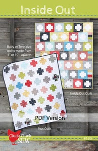 Image of Inside Out Pattern #130, PDF Pattern