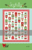Image of Joyfully Pattern #127, PDF Pattern