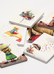 Image of Little People Miniprints/ cards