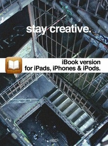 Image of stay creative e-book! iPads, iPhones &amp; iPods (iBooks)