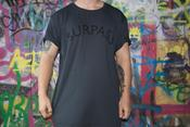 Image of Surpass Basic T-Shirt Charcoal Grey