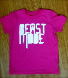 Image of Beast Mode™ FOR KIDS (fuschia)