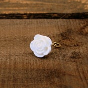 Image of Sail Away - Rose Ring in Sailor White