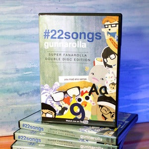 Image of #22Songs: Super Fanarolla Double Disc Edition