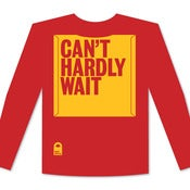 Image of SST 004 – Can't Hardly Wait – Longsleeve