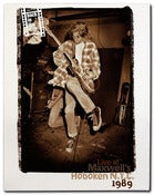 Image of Kurt Cobain NY Canvas