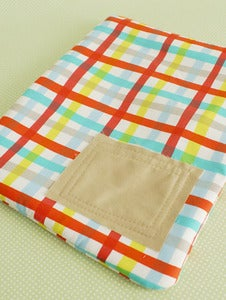 Image of Preppy Plaid iPad case