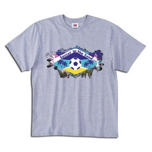 Image of 2012 Soccer in the Sand Series T-Shirt