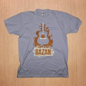 Image of Bazan: Guitar Bonfire - Shirt