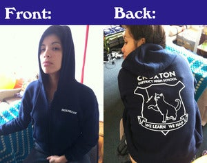 Image of Official Hoodies (free postage)