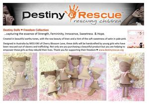 Image of Handmade by Destiny Rescue
