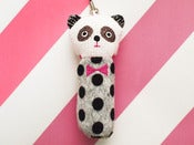 Image of Panda Chapstick Holder