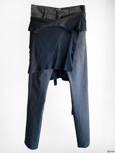 Image of Raf Simons - SS04 Waist Wrap Pants