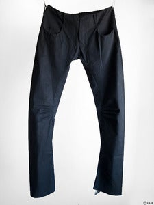 Image of M.A.+ - Pleated Knee 5 Pocket Trousers