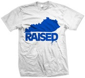 "Image of KY Raised ""Limited Edition"" in White & Blue"
