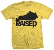 "Image of KY Raised ""Limited Edition"" in Yellow & Black"