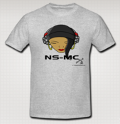 Image of NSMC T-Shirt Grey