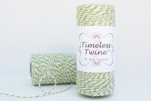 Image of Olive Green Timeless Twine™