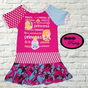 Image of **SOLD OUT** Disney I'm All Princess Dress - Size 5/6