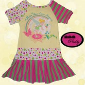 Image of Tinkerbell Make Your Own Magic Dress - Size 5/6