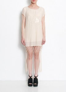 Image of Lola Fringe Dress