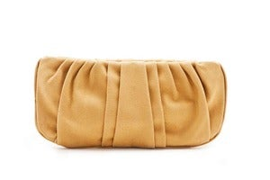 Image of Mini Jane Clutch - Sand Canvas