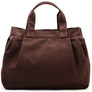 Image of Porter Tote - Chocolate Canvas
