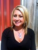 Image of Anna- 3 Stacked monogram necklaces As seen on CMT's Texas Women