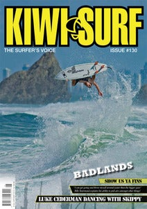 Image of Kiwi Surf Magazine NZ SUBSCRIBERS ONLY
