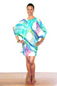 Image of Kesar Mini Dress