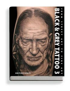 "Image of Black & Grey Tattoo: Volume 3 ""Photorealism"""