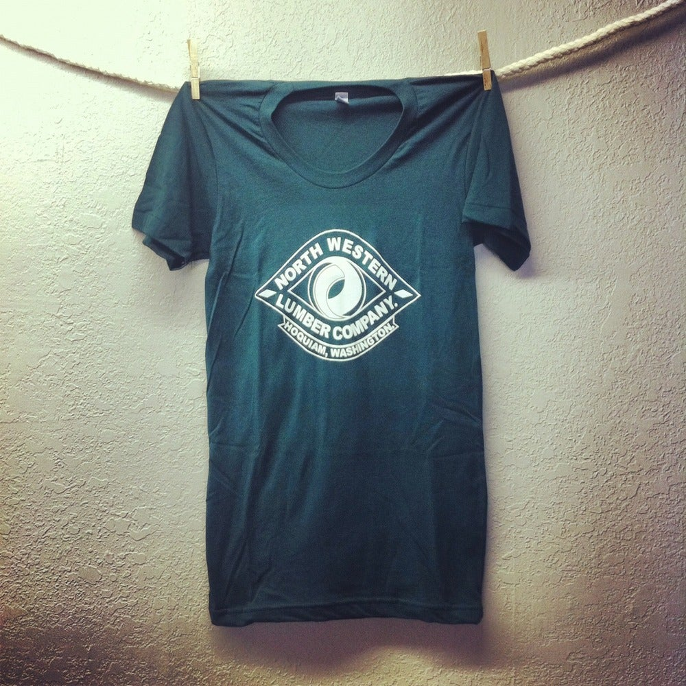 Image of Northwestern Lumber Company T-Shirt