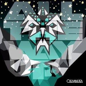 Image of Calamalka - All the Way Up (CD)