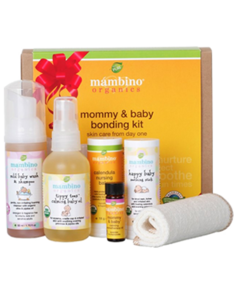 Image of Mambino Organics Mommy & Baby Bonding Kit