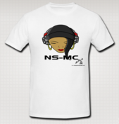 Image of NSMC T-Shirt White